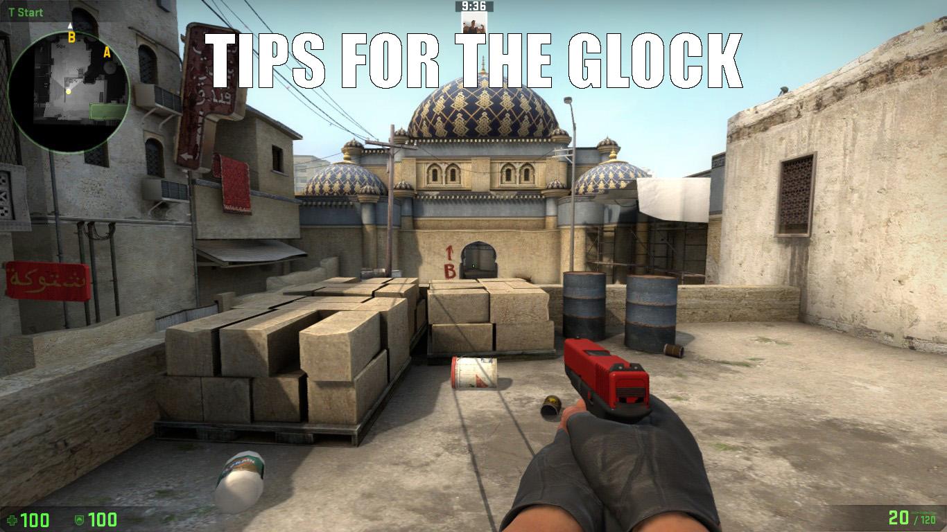 Glock VS USP and P20   CS GO Eagles
