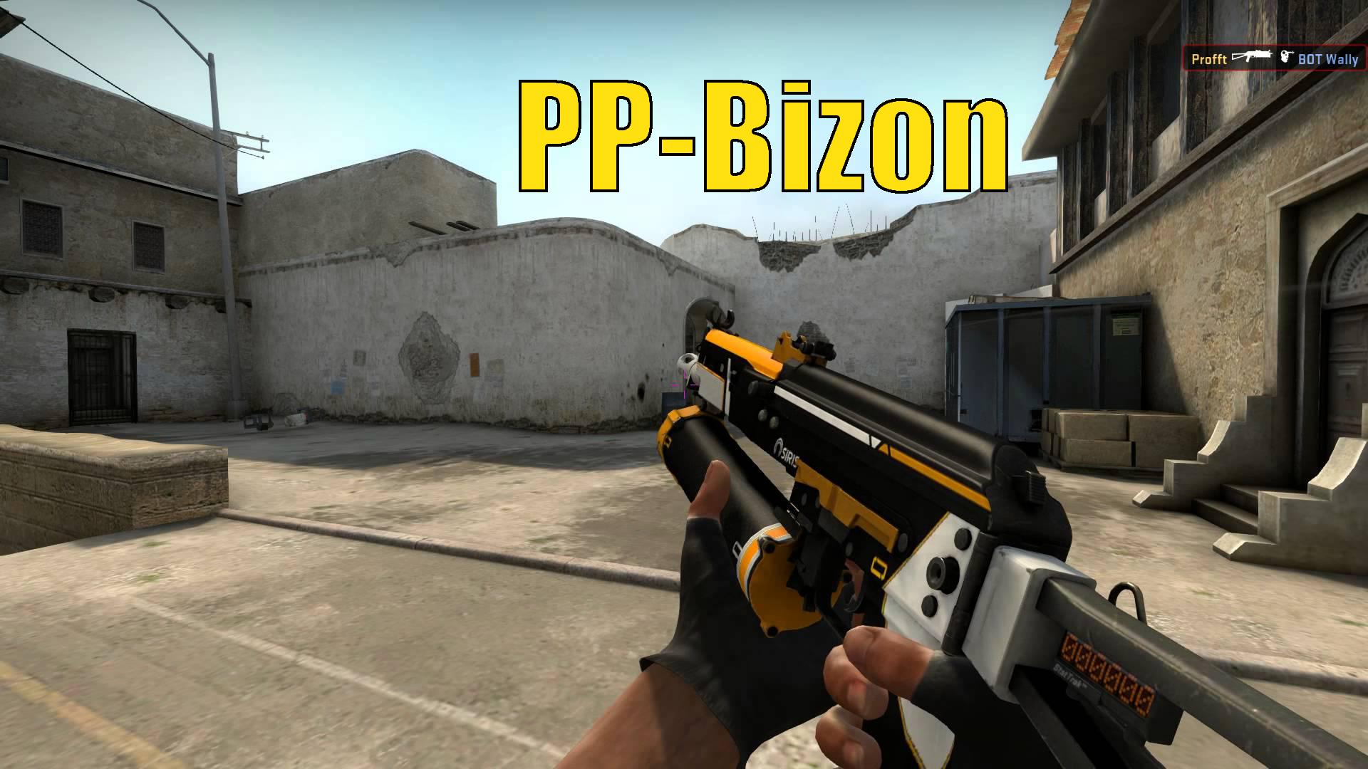 Is PP-bizon a good smg choice in CS GO?
